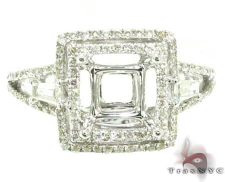 Ladies Semi Mount Ring 18964 Engagement