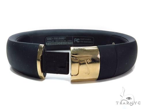 18K Gold Fuel Bracelet 41043 Gold
