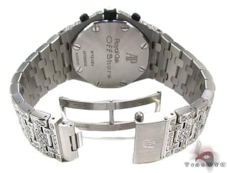 Fully Iced Audemars Piguet Royal Oak Offshore 19210 Audemars Piguet Watches