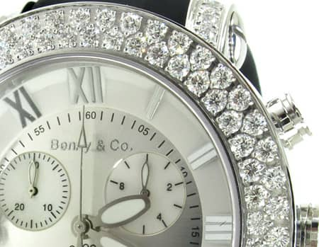 Benny & Co Diamond Watch Benny & Co