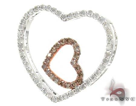 Ladies Diamond Pendant 19260 Stone