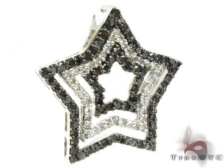 Ladies Diamond Pendant 19262 Stone