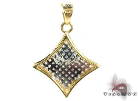 Ladies Diamond Pendant 19269 Stone