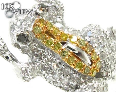 Ladies Diamond Pendant 19272 Stone