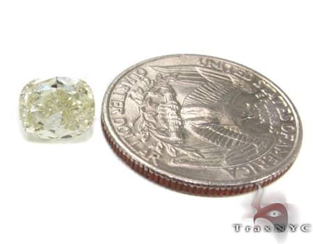 Cushion Cut Diamond Loose-Diamonds