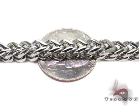 Stainless Steel Franco Bracelet Stainless Steel