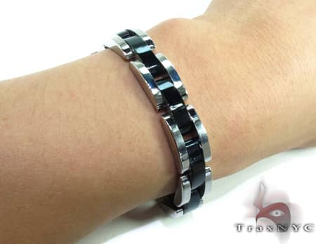 Stainless Steel Bracelet BJB02 Stainless Steel