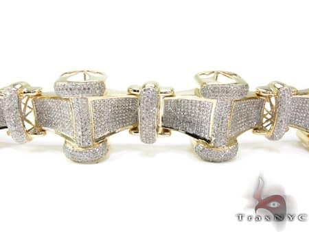 Motorcycle Bracelet 19840 Diamond