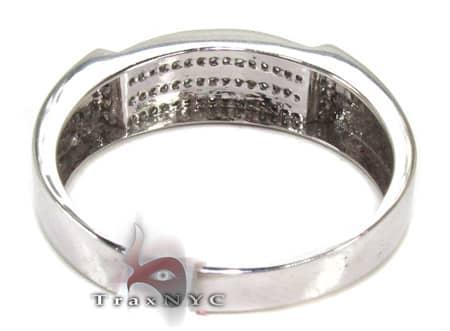 Mens Diamond Ring 19934 Stone