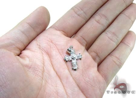 Silver Cross Crucifix 20226 Silver