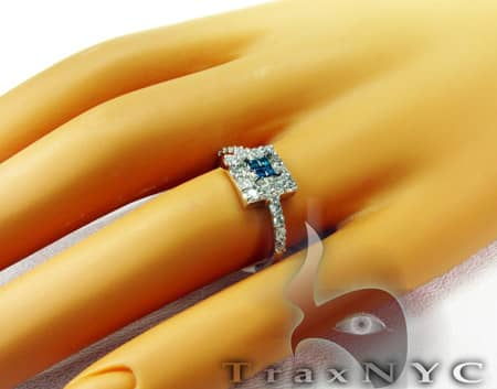 Ladies Mini Ocean Ring Anniversary/Fashion