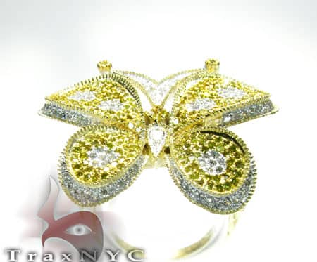 Butterfly Ring Anniversary/Fashion