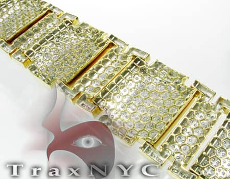 Round Cut XXL Bracelet Diamond
