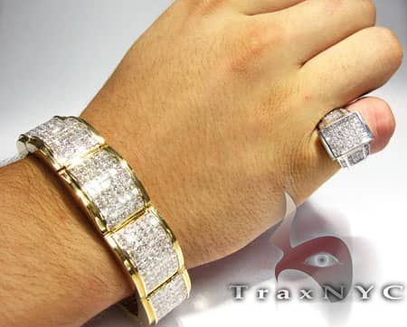 Mercury Bracelet Diamond