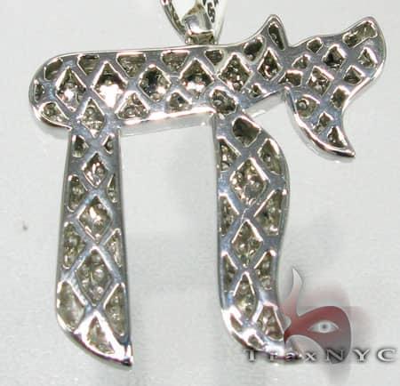 Chai Pendant Metal