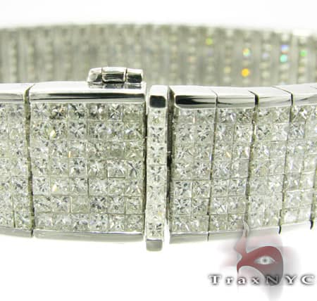 Princess Mirror Bracelet Diamond