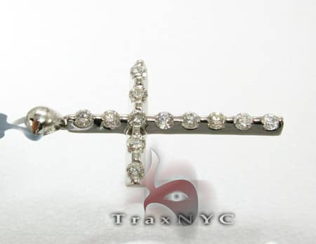 Multi Solitaire Cross Crucifix Diamond