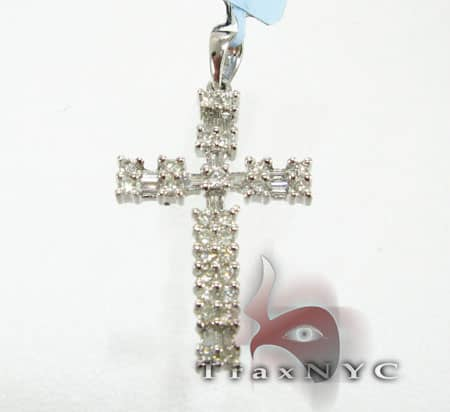 Humble Cross Crucifix Diamond