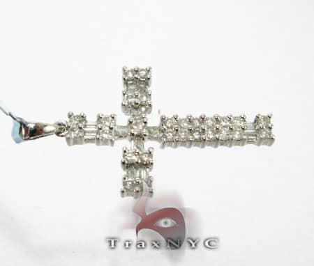 Humble Cross Crucifix Diamond