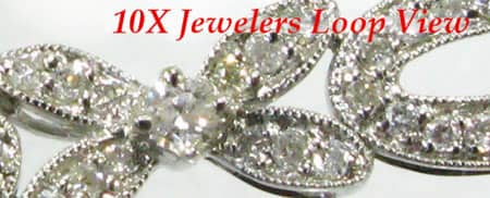 X & O Bracelet Diamond