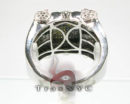 M.C. Square Ring Stone