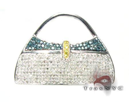 Handbag Charm Stone