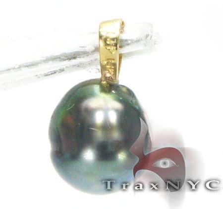 Pearl Charm 2 Stone