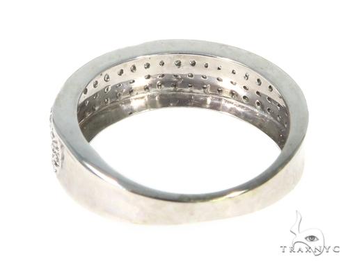 4 Row Diamond Ring Stone
