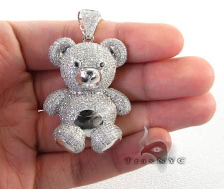 Diamond Teddy Bear Stone
