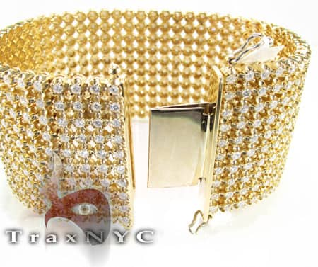 Fire and Ice Bracelet 2 Diamond