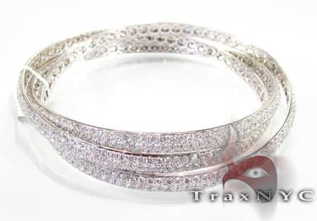 Serpent Bracelet Diamond