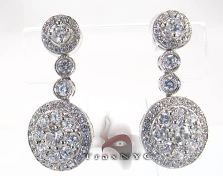 Spectral Earrings Stone