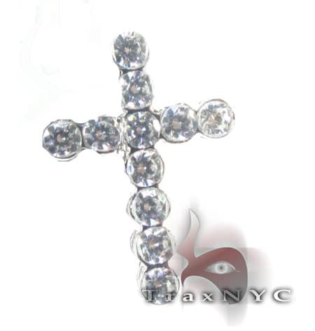Grand Bezel Cross Crucifix Style