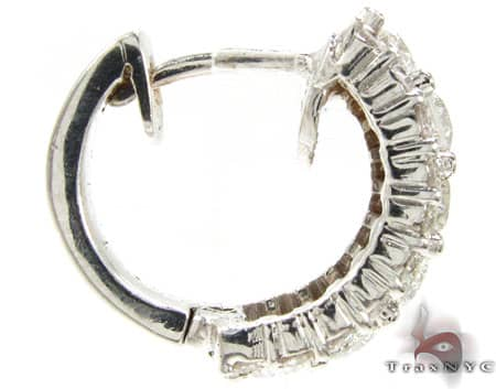 Ladies Passion Earrings Stone