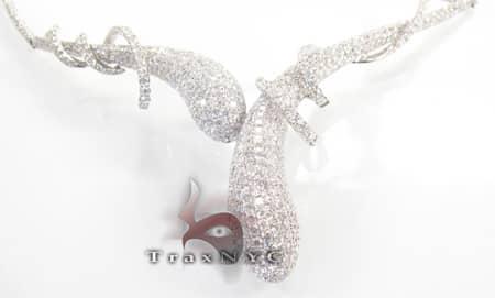 Illusion Necklace Diamond