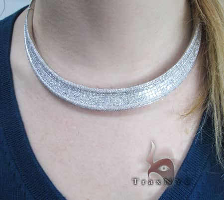 Skyline Necklace Diamond
