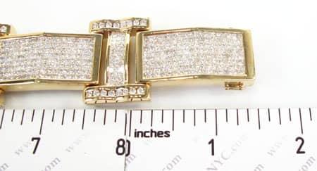 Trump Bracelet Diamond