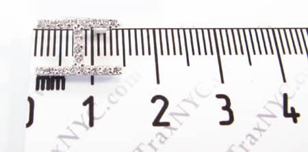 Frozen H Pendant 2 Metal