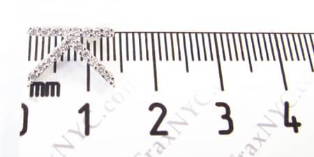 Frozen K Pendant 2 Metal