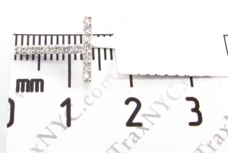 Frozen T Pendant 2 Metal