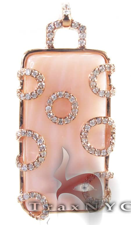 Ladies Baci Charm Stone