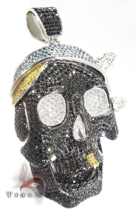 Pirate Skull Pendant Style