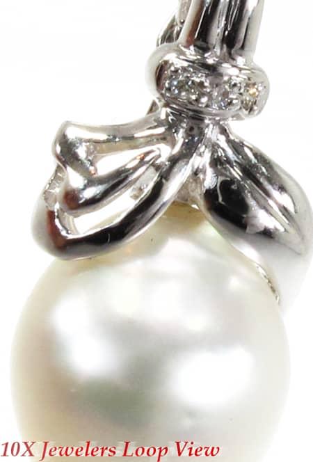 Grand Pearl Pendant Stone