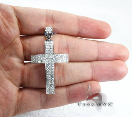 Timeless Cross Crucifix Diamond