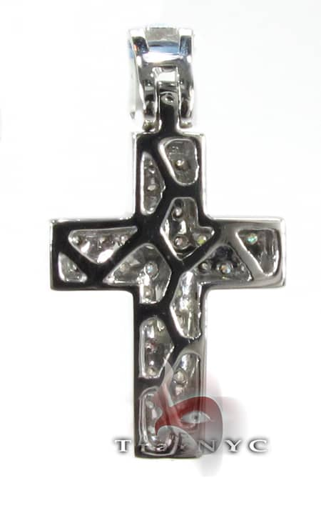 Odin Cross Crucifix Diamond