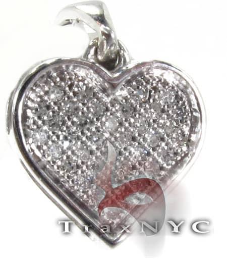 NYC Heart Pendant Stone