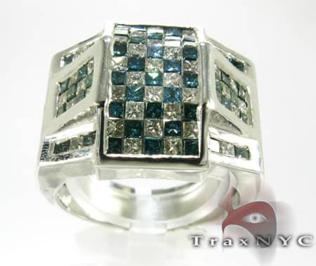 Blue Brolik Ring Stone