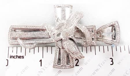 Wing Cross Diamond