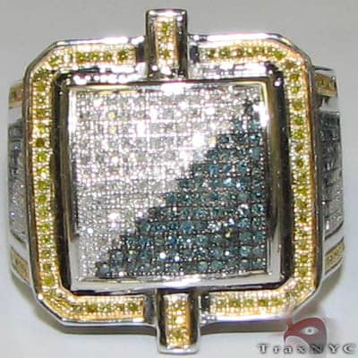 Hip Hop Jewelry - Dynasty Ring Stone