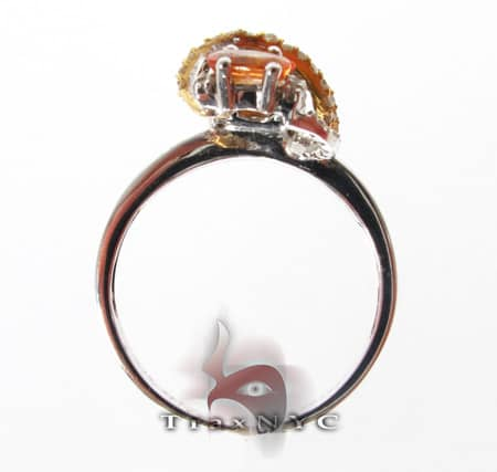 Citrine Ring Anniversary/Fashion